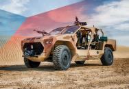 Jsme soběstační při výrobě vlastních armádních speciálů? Podívejte se, co dokážeme.