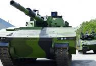Nové verze vozidla ASCOD 2 se představily na Eurosatory