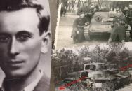 Edmund Roman Orlik - první tankové eso 2. světové války