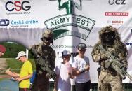 Buddy ARMY TEST v Chrudimi se 43.vpr pod záštitou NGŠ AČR