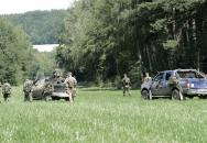 Military camp PROSEČ 2018