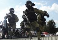 Třetí nejlepší policejní zásahovka Evropy je z Ústeckého kraje