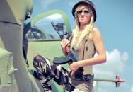 Miss ARMY 2013 - 5. Dagmar Horváthová