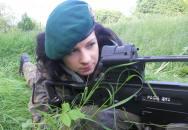Miss ARMY 2013 - 22. Terezia Grubarová