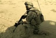 Sám voják v poli