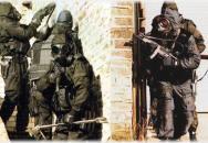 SAS - Výcvik speciálního komanda