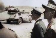 Afrika Korps v barvě