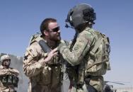 Výcvik bojových zdravotníků AČR na předsunuté základně Shank