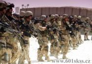 601. Skupina speciálních sil (video z výcviku i bojového nasazení)