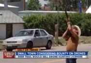 Legální střílení do bezpilotních letadel?
