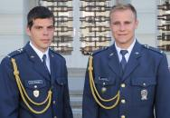 Rozhovor s absolventy Univerzity obrany