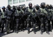 Polské speciální síly v akci