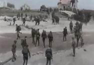 Autentické záběry z 2. světové války v barvě