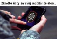 Nadační fond REGI Base I. zařídil slevu na mobilní volání pro ty, kteří sloužili…