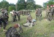 Když kuličky nestačí… armáda vyhlašuje PCAC a ACAC 2013