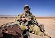 Australské speciální síly v akci