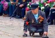 Ruští veteráni z 2. světové války