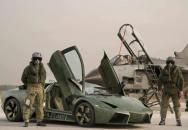 Armáda má nové vozidlo :)