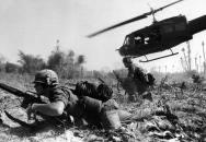 Pocta všem vojákům bojujícím ve Vietnamu