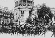 Vzpomínkový akt u příležitosti Dne válečných veteránů