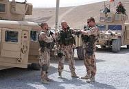Pocta našim vojákům operujícím v Afghánistánu