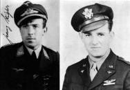 Příběh německého/amerického pilota
