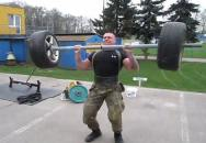 Czech  Army Strongman