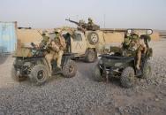 Působení jednotky SOG v Afghánistánu