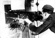Naše kulomety v opevnění z let 1935-38