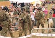 Američtí váleční veteráni ve Spartan Race