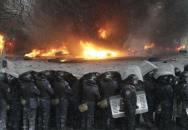 Protesty na Ukrajině - demonstrace nebo státní převrat?