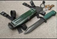 Střílející nůž NRS-2 pro SPECNAZ