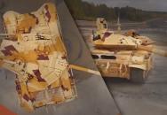 Ruská vojenská prezentace RUSSIA ARMS EXPO