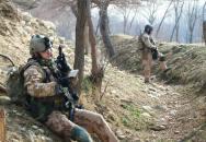 Náročných sedmdesát dva hodin pro české vojáky na Bagrámu