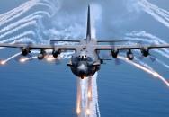 Bitevní letoun AC-130 a jeho smrtící výzbroj