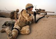 Odstřelovač zabil 1 ranou 6 talibanců