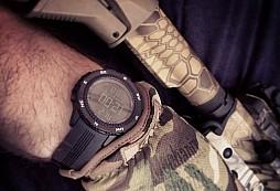 Vícefunkční hodinky CLAWGEAR Mission Sensor 2e86784d238