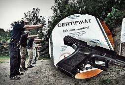 Mé osobní zkušenosti s pistolovým kurzem (nejen) pro čerstvé držitele ZP
