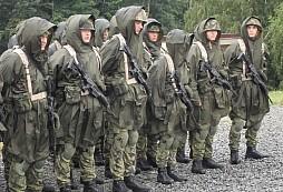 """Kurz základní přípravy AZ AČR - Den 11: """"No raining, no training"""""""