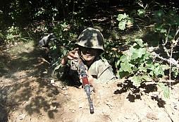 Kurz základní přípravy AZ AČR - Den 15: Kopání okopů a první útok!