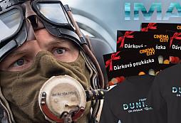 SOUTĚŽ: 10x originální tričko a lístky do kina IMAX na film DUNKERK! - UKONČENA