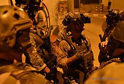 Mezinárodní cvičení speciálních sil -  SAND DUNE 2017