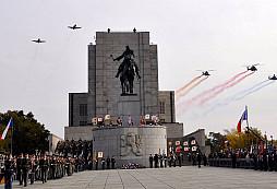 Oslava 99. výročí vzniku samostatného československého státu