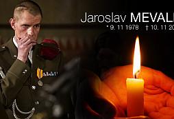 Zemřel voják Jaroslav Mevald, kterého před 3 lety prezident ocenil za hrdinství v Afghánistánu