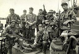 Muži se zelenými tvářemi - působení jednotek Navy Seals ve Vietnamu