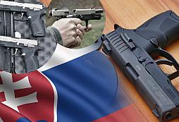 Dvě novinky ze Slovenska – pistole se značkou ZVS