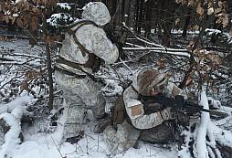 Military Paintball aneb paintball v reálném armádním stylu