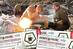 SOUTĚŽ: 5x rodinná vstupenka na Zimní bitvu v Army Parku Ořechov