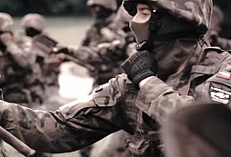 Velmi pěkné motivační video ke studiu na Vojenské střední škole