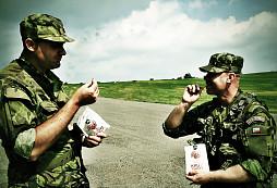 Sušené maso: ideální pokrm pro vojáky